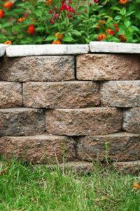 reataining wall